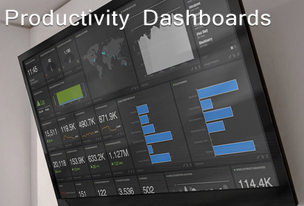 Productivty Dashboard